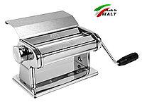 Тестораскаточная машинка ручная для раскатки теста Marcato Atlas 180 Slide механическая тестораскатка