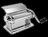 Тестораскаточная машинка ручная для раскатки теста Marcato Atlas 180 Slide механическая тестораскатка, фото 2
