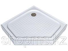 Душевой поддон ER 90V 900*900*150 (Акрил) пятиугольный