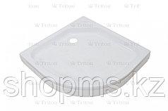 ПД6 Поддон акриловый ДК Тритон низкий полукруг 100*100 в к-т