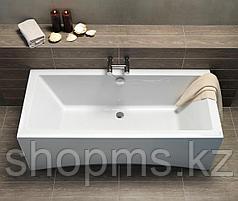 Ванна прямоуг, CREA 180*80 белый, Сорт1 (P-WP-CREA*180NL)