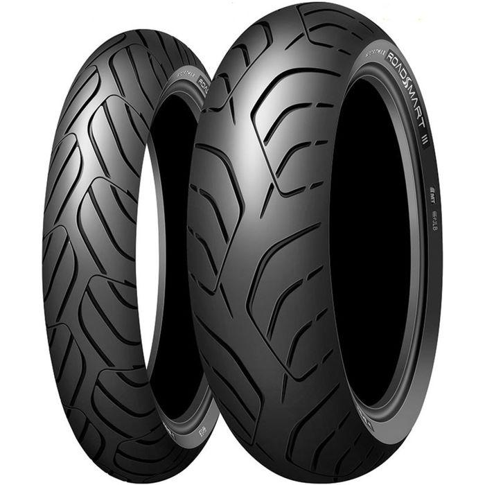 Мотошина Dunlop Sportmax Roadsmart III 170/60 R17 72W TL Rear Сторт-турист