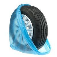 Мешки для хранения колес 100х115 см, R12-19. синие, набор 4 шт