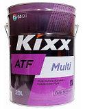KIXX ATF Multi масло для АКПП и ГУР 4л., фото 3
