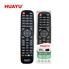 Универсальный пульт HUAYU RM-L1535 (Haier ) LED/LCD/HD/Smart TV с кнопкой Youtube