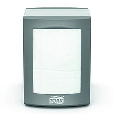 Tork Fastfold диспенсер для салфеток настольный 271800, фото 3