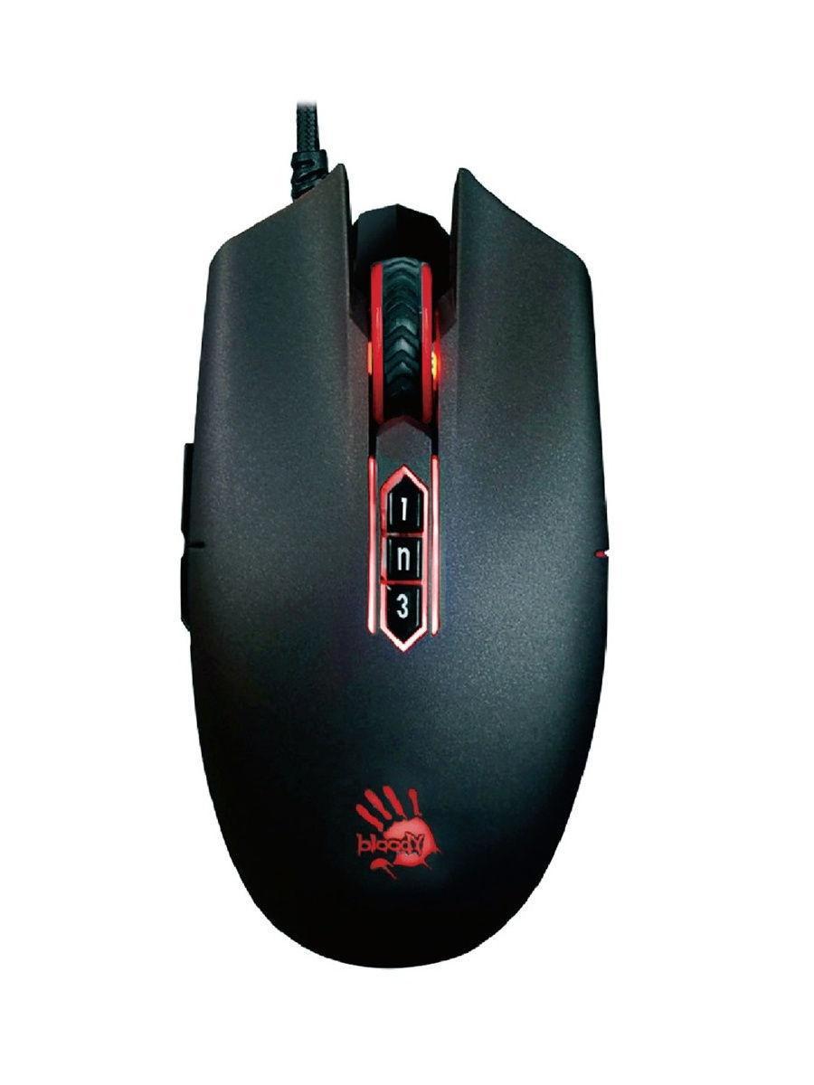 Мышь игровая Bloody P80 PRO