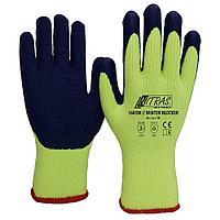 Бесшовные трикотажные перчатки NITRAS WINTER BLOCKER