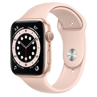 Apple Watch Series 6 44mm Gold, фото 1