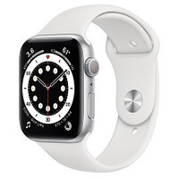 Apple Watch Series 6 44mm SIlver, фото 1