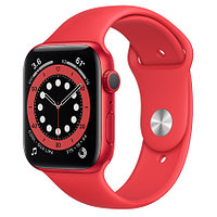 Apple Watch Series 6 44mm Red, фото 1
