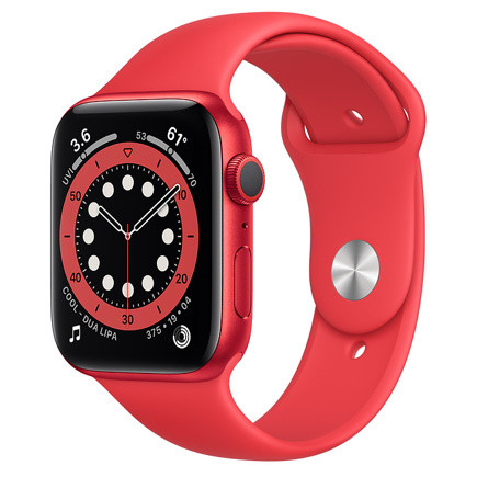 Apple Watch Series 6 40mm Red