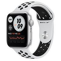 Apple Watch Series SE Nike + 44mm Silver