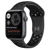 Apple Watch Series SE Nike + 44mm grey, фото 1