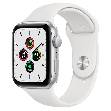 Apple Watch Series SE 44mm Silver