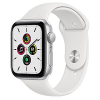 Apple Watch Series SE 44mm Silver, фото 1