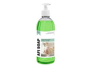 Жидкое мыло антибактериальное с дозатором AFI SOAP