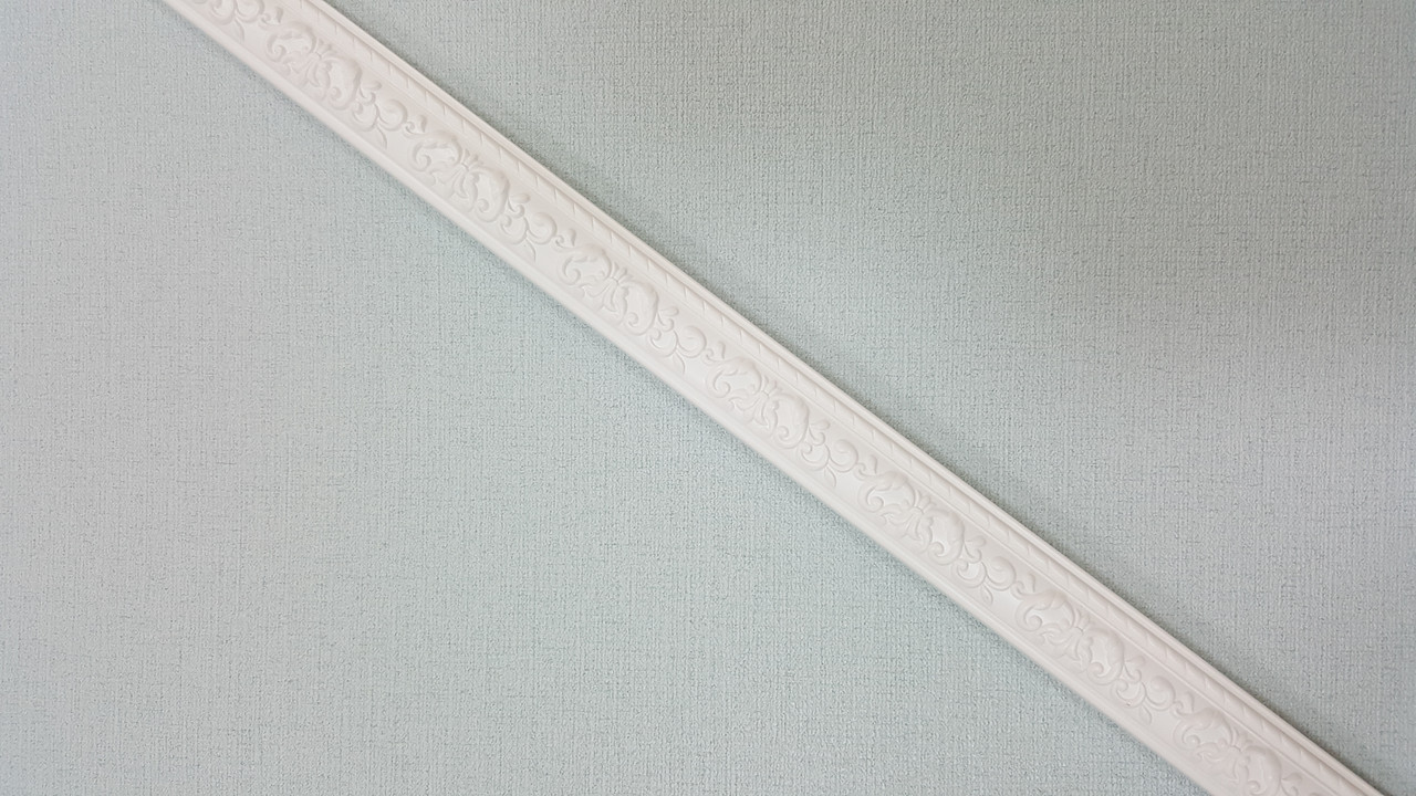 Полиуретановые молдинги Point Е-03 Pure White 21*9
