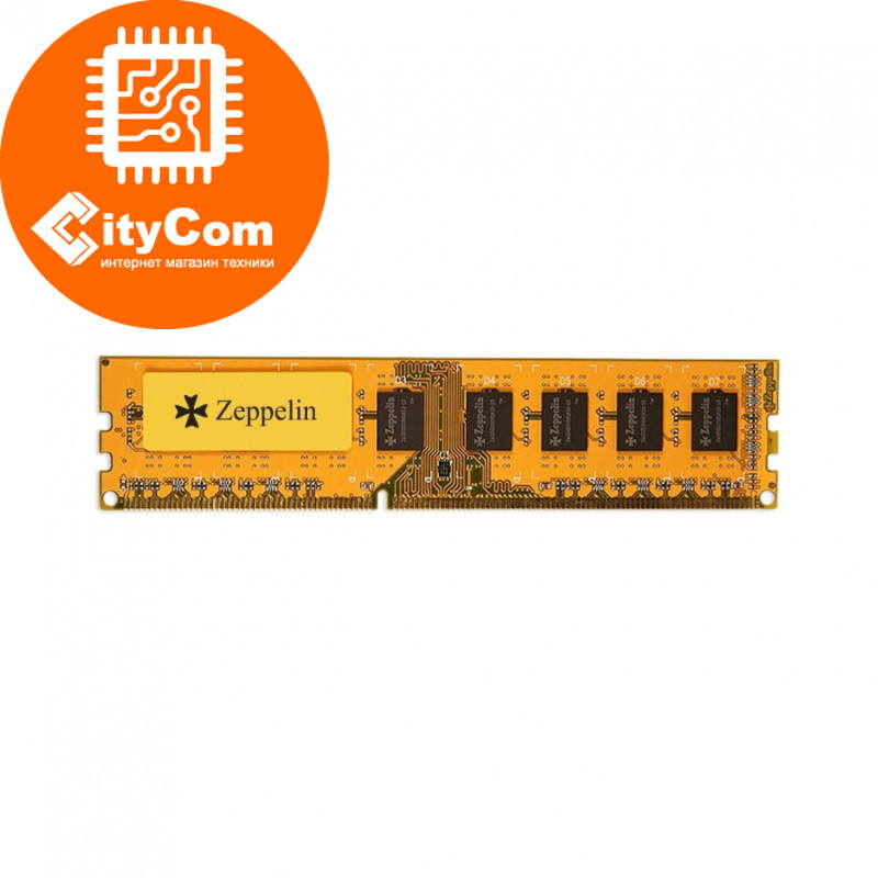Оперативная память DIMM DDR4 8Gb  PC-17000 (2133 MHz) Zeppelin