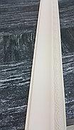 Полиуретановые молдинги Door Frame GM-02 Milky White 60*18, фото 2