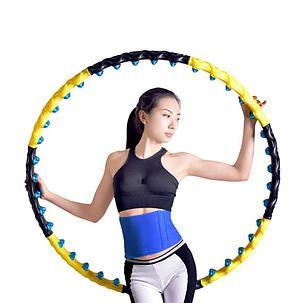 Обруч антицеллюлитный массажный Sunlin Hula Hoop JS-6001, фото 2