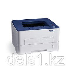 Лазерный принтер  Xerox Phaser 3052NI для черно - белой печати