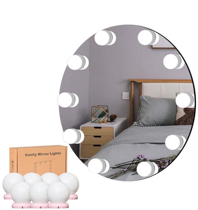 Зеркальная лампа - фото 3