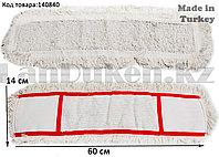 Сменная насадка для швабры из хлопка 60х14 см Wesso