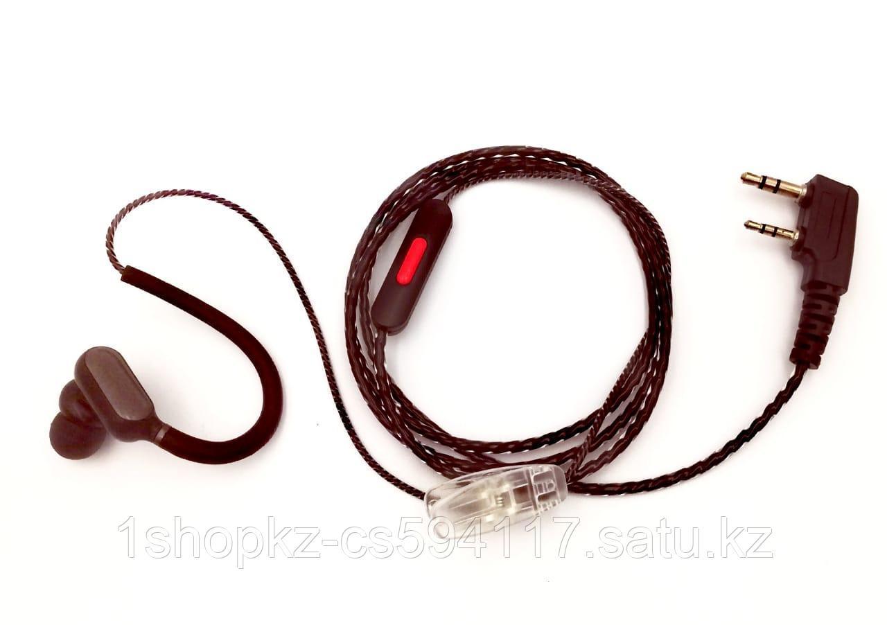 Наушники (гарнитура) для рации Baofeng / Luiton / WLN
