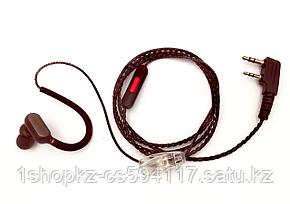 Наушники (гарнитура) для рации Baofeng / Luiton / WLN, фото 2