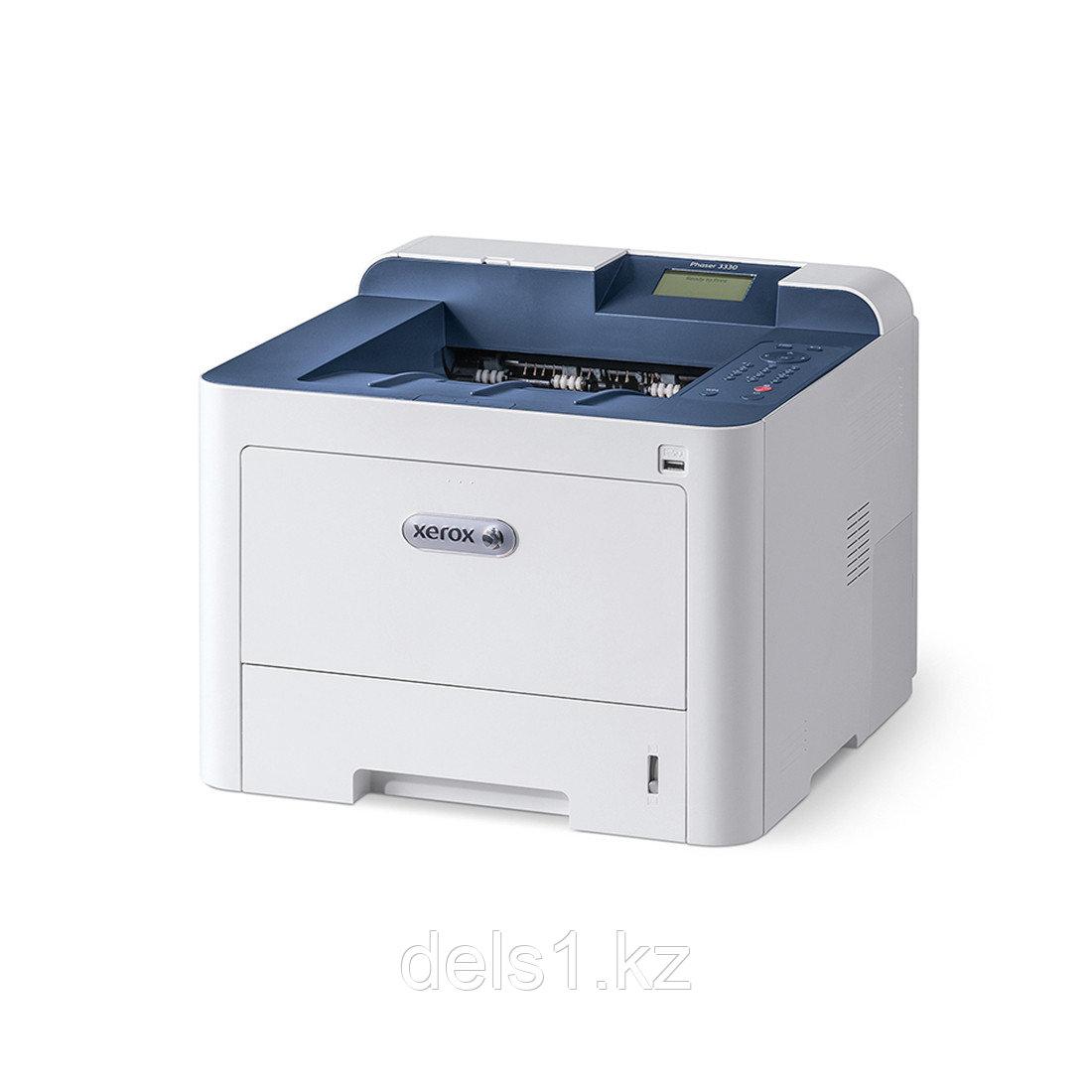 Лазерный принтер  Xerox  Phaser 3330DNI для черно - белой печати