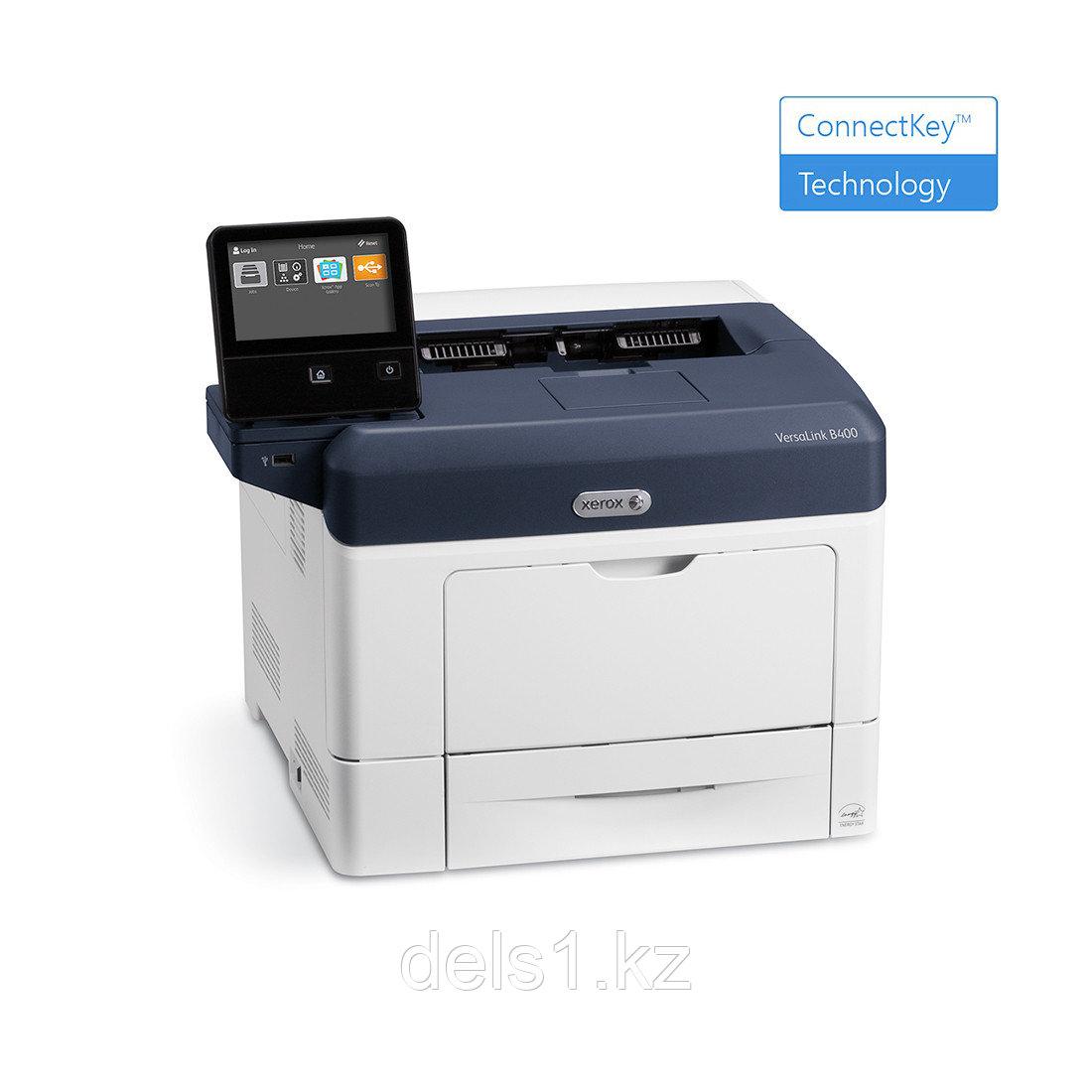 Лазерный принтер  Xerox  VersaLink B400DN для черно - белой печати