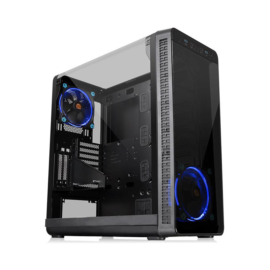 Компьютерный корпус Thermaltake View 37 CA-1J7-00M1WN-00 (Без Б/П)