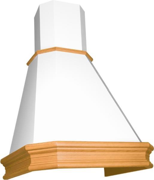 Вытяжка ELIKOR Пергола 90П-650 бежевый/дуб неокрашенный