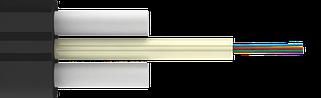 Оптический кабель подвесной плоский (дроп)