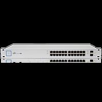Коммутатор Ubiquiti UniFi Switch US-24-250W