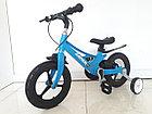 Детский велосипед Jianer 12 колеса. Алюминиевая рама. Литые диски., фото 2