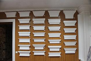 Декоративное обрамление дверей из пенопласта