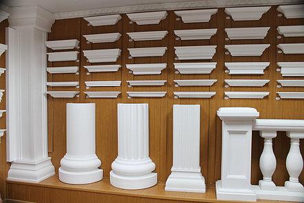 Фасадное обрамление дверей из пенопласта, фото 2
