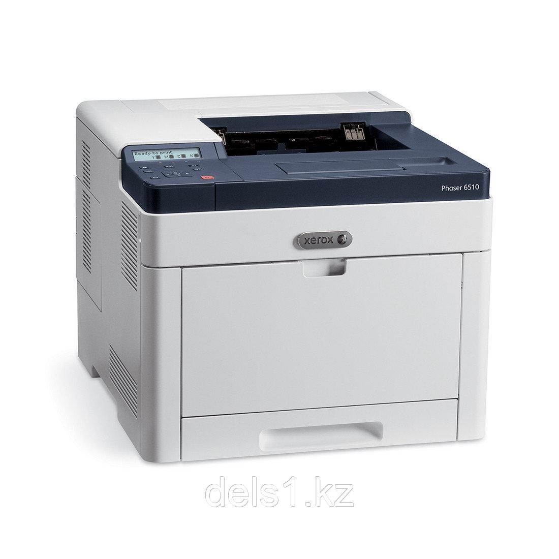 Лазерный принтер  Xerox Phaser 6510N для цветной печати