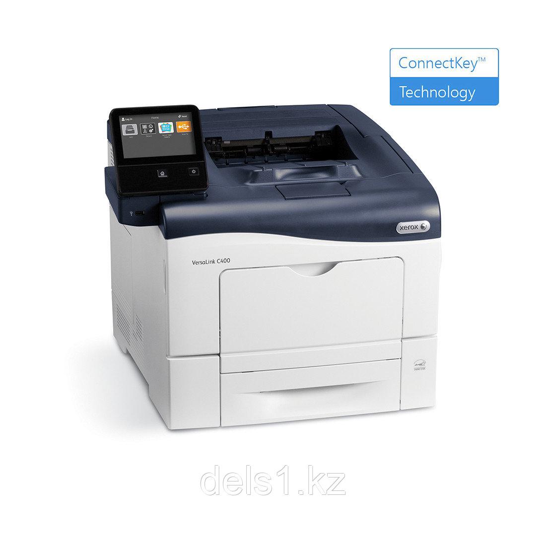 Лазерный принтер  Xerox VersaLink C400DN для цветной печати