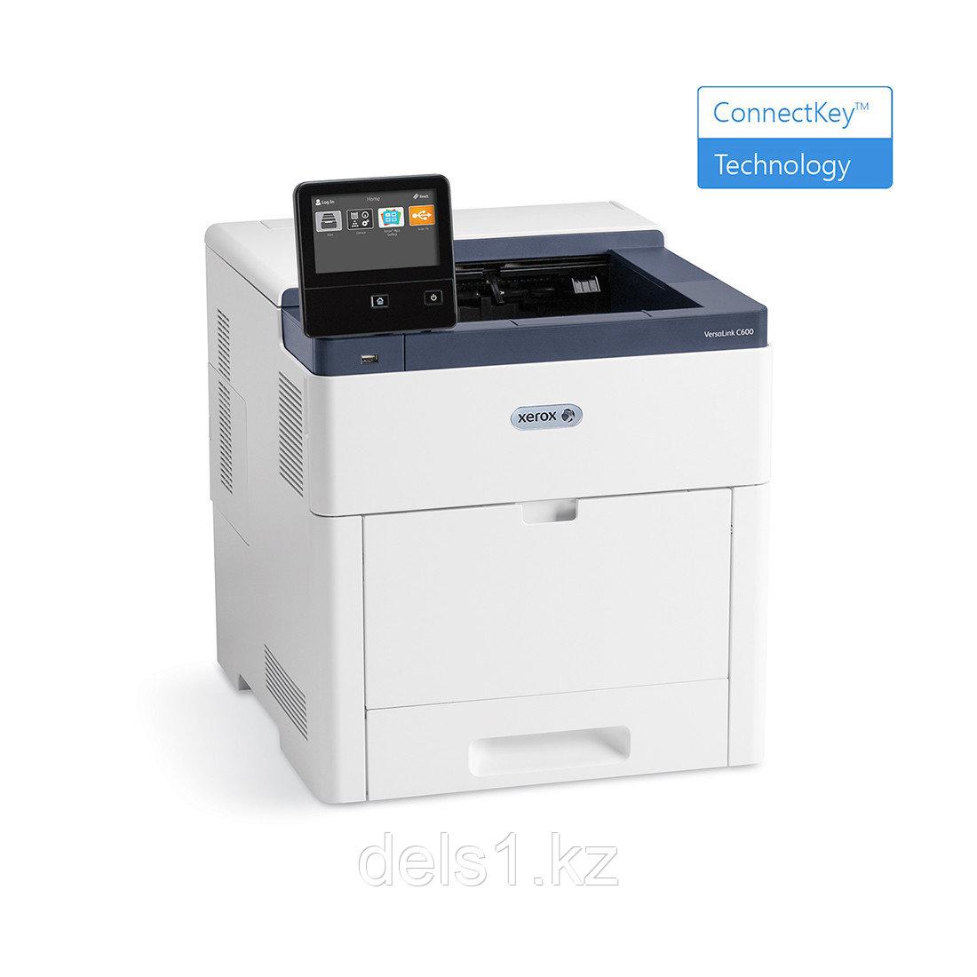 Лазерный принтер  Xerox VersaLink C600DN для цветной печати
