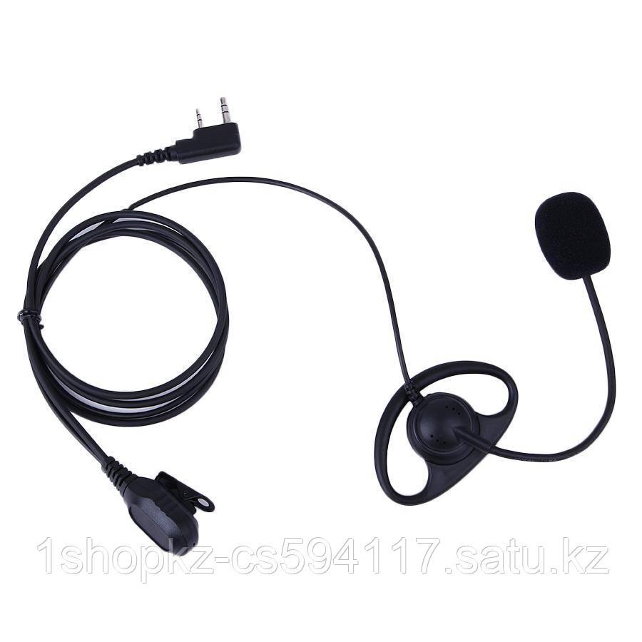 Наушник Baofeng/Kenwood с выносным микрофоном