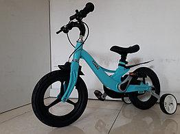 Детский велосипед Jianer 12 колеса. Алюминиевая рама. Литые диски.