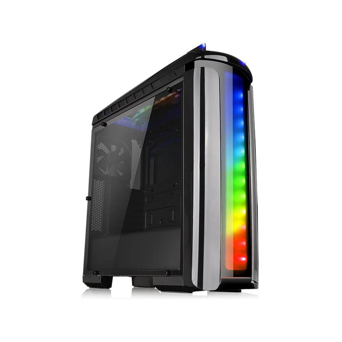 Компьютерный корпус Thermaltake Versa C22 RGB Black CA-1G9-00M1WN-00 (Без Б/П)