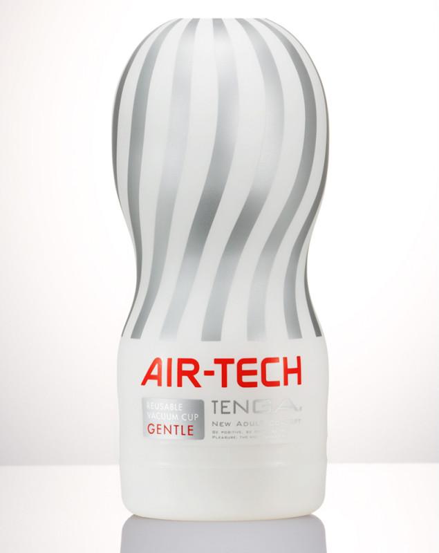 TENGA Многоразовый стимулятор Air-Tech Gentle