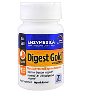 Enzymedica, Digest Gold с ATPro, 21 капсула, фото 2