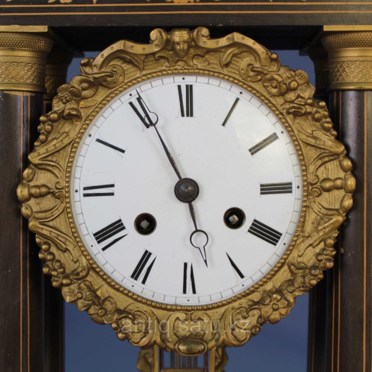 Кабинетные часы в стиле Карла Х. Часовая мастерская Samuel Marti & Cie - фото 6