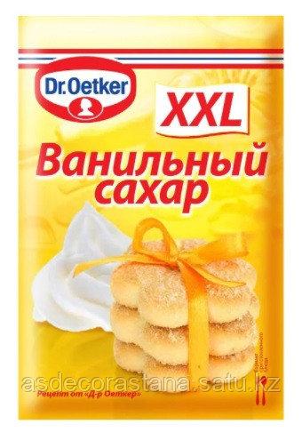 Ванильный сахар XXLДр.Оеткер 40гр