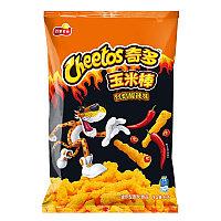 Снеки Читос с острым перцем Чили - Cheetos